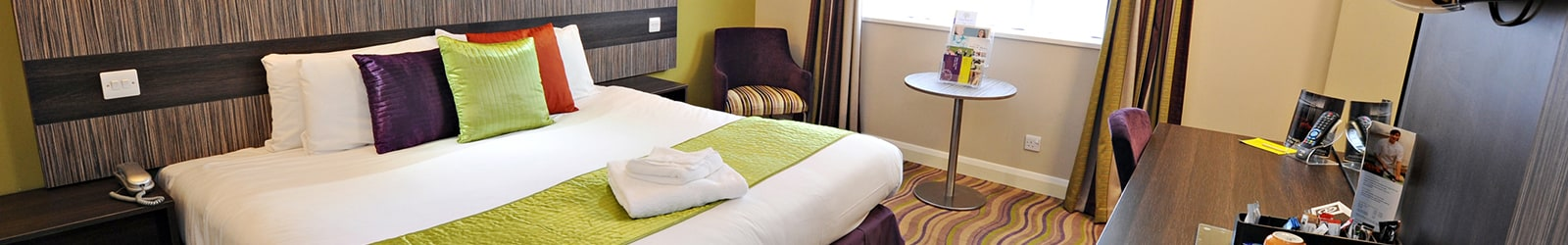 Double Rooms Banner