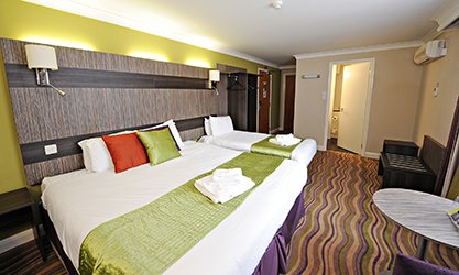 Triple Family Rooms